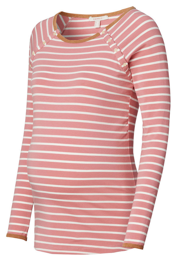 Esprit  Maternity Still-Shirt Damen / Rose Scent