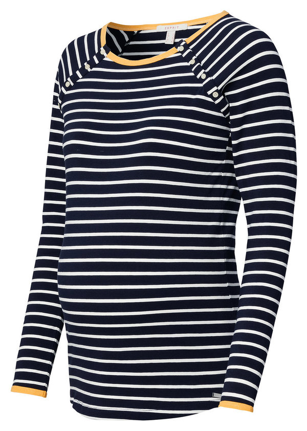 Esprit  Maternity Still-Shirt Damen / Night Sky Blue